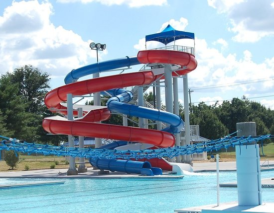 Murfreesboro, Теннесси: Boro Beach Water Park - located at Sports*Com