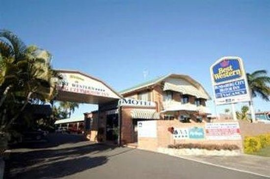BEST WESTERN Bundaberg City Motor Inn: Exterior