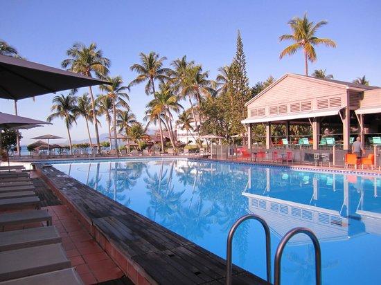 La Creole Beach Hotel & Spa:                                     La piscine