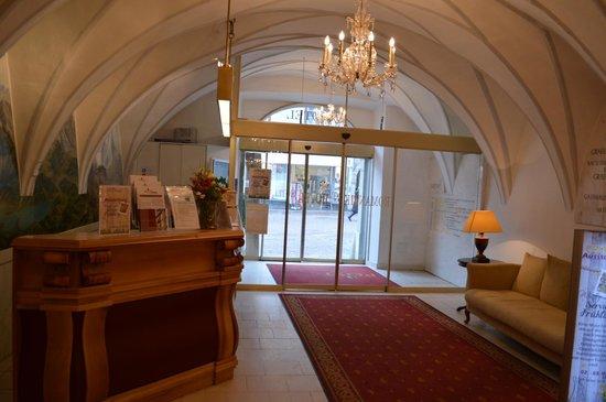 Romantik Hotel Post: Eingangsbereich