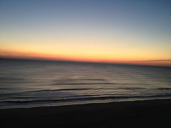 SpringHill Suites Virginia Beach Oceanfront:                   My view from this amazing room!