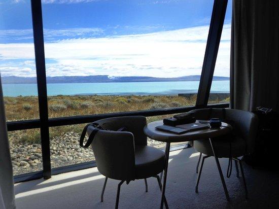 Design Suites Calafate: Vista desde habitación