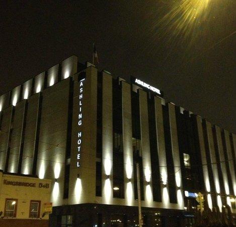 أشلينج هوتل دبلن: Hotel