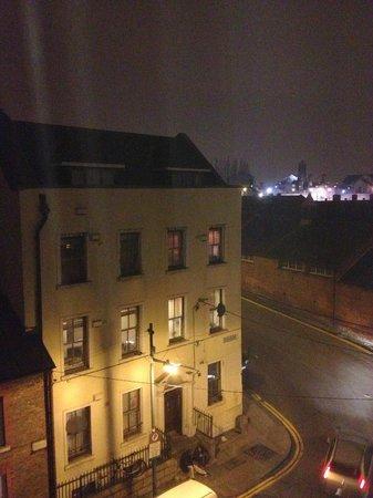 أشلينج هوتل دبلن: View