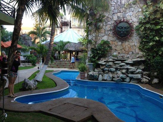 Aventura Mexicana:                   Pileta