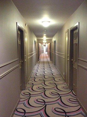 أشلينج هوتل دبلن: Hallway