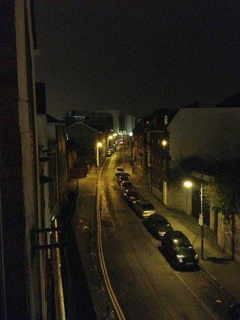 Ashling Hotel: View