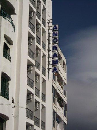 Panorama Vista Hotel:                   hotel Anorama!
