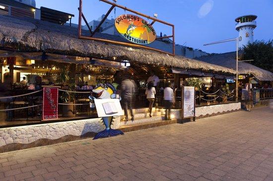 Restaurante Solomon's Landing