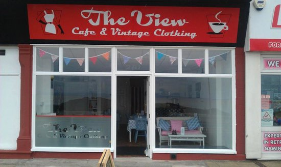 The View Cafe and Vintage Music