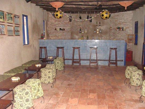 Hotel Carabane:                   El Bar del Hotel