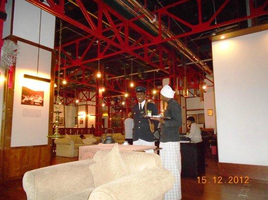 Heritance Tea Factory: On Arrival