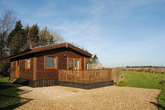 Lancombe Country Cottages & Lodges:                   Great views in peaceful spot