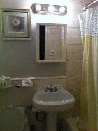 The Gracie Inn:                   Bathroom