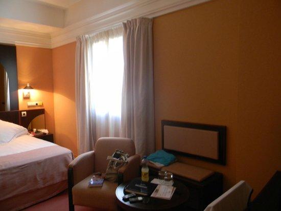 Hotel Los Jandalos Jerez:                   camera hotel