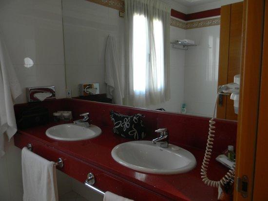 Hotel Los Jandalos Jerez:                   bagno