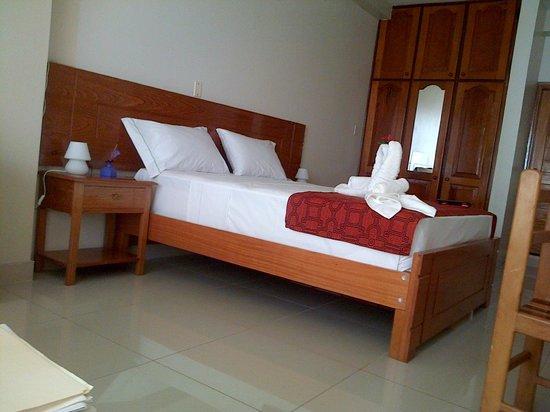 Hotel Del Castillo Plaza:                   cama