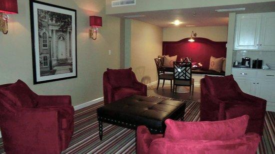 The Chancellor Hotel: 1608