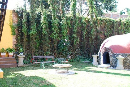 Hotel Quinta Roma : Temazcal