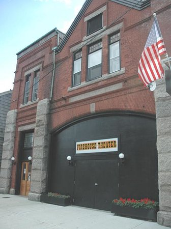 ‪Firehouse Theater‬
