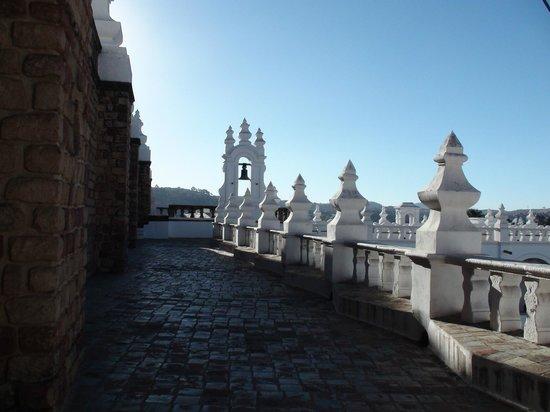 San-Felipe-Neri-Kloster: Vista dal tetto