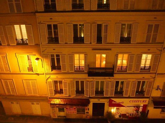 Le Grey Hotel:                                     Vue de ma chambre