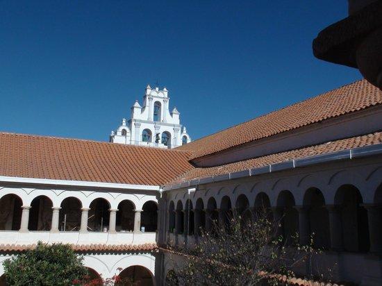 San-Felipe-Neri-Kloster: Il chiostro