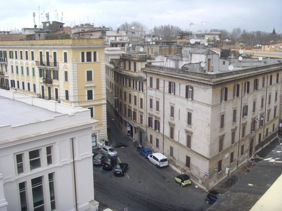 Hotel San Francesco: Vista meravigliosa dal bar sul tetto dell'hotel