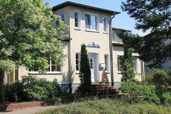 Hotel Garni Villa Strandkorb