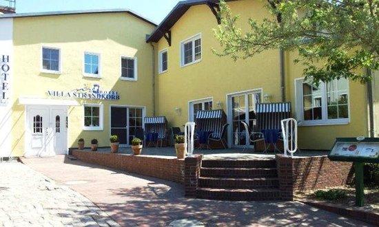 Villa Strandkorb Hotel Garni: Aussenansicht