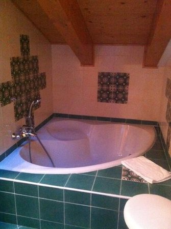 Gran Vacanze Hotel: bagno