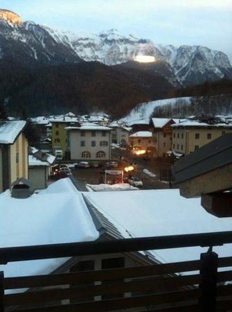 Gran Vacanze Hotel: vista dal balcone