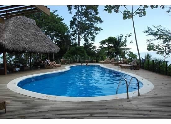 Lapa Rios Ecolodge Osa Peninsula:                   the lovely pool