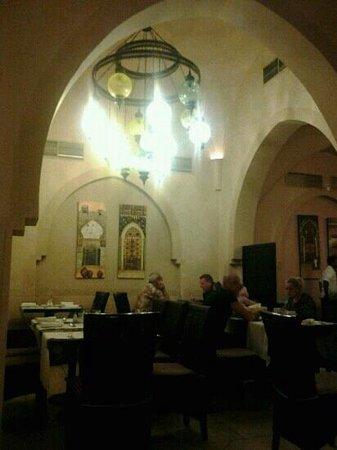 Jaz Dar El Madina:                                     ristorante