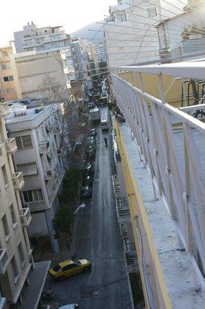 Evripides Hotel:                   Evripidou Street