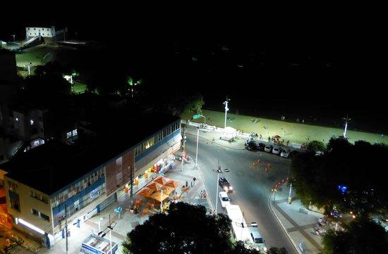 Hotel Sol Barra:                   vista nocturna desde habitaciones piso7