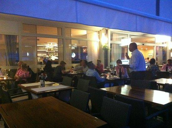 Le Meridien Lav Split:                   Restauranger vid Marinan