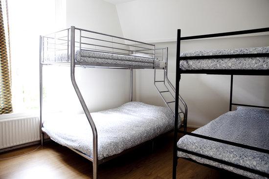 Stone Hotel & Hostel: Our female dorm