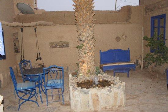 Chez Youssef:                   patio