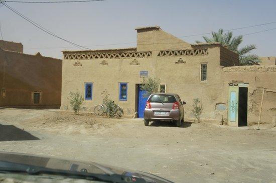 Chez Youssef:                   external view