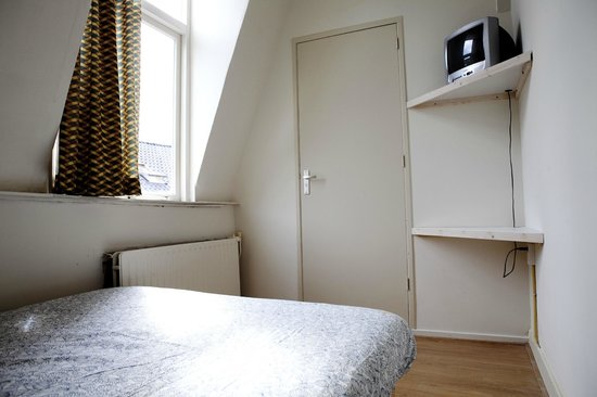 Stone Hotel & Hostel: 2-person room, double bed