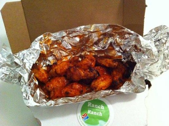 Domino's Pizza: Hot Wings