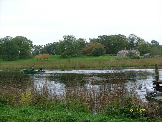 Crom Estate:                   Still Waters