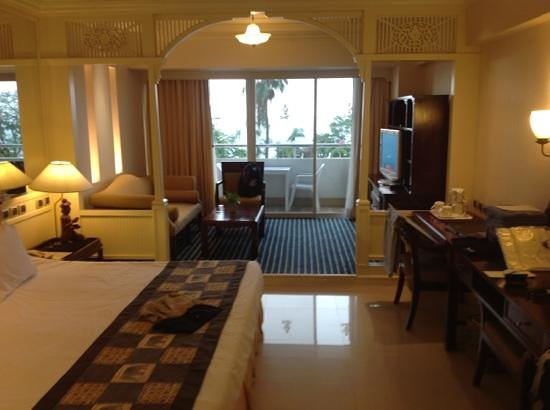 Royal Cliff Beach Hotel:                   Room