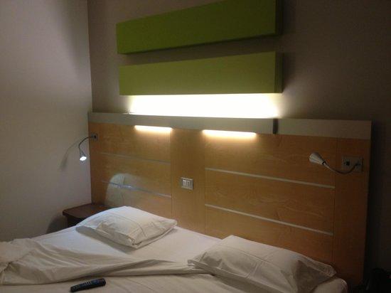 Idea Hotel Milano Bicocca:                                     Comodo e pulito