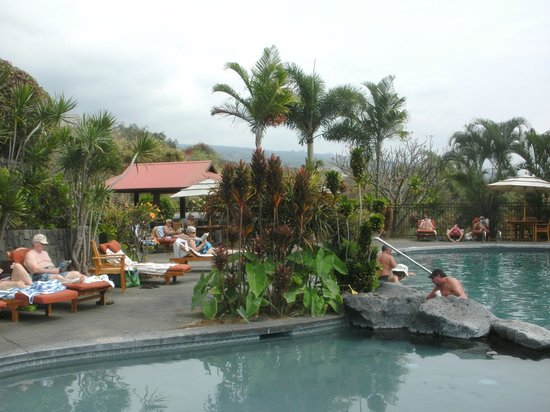Wyndham Kona Hawaiian Resort:                   The pool on the hill