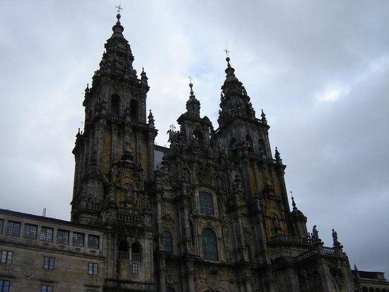 Casa Hotel As Artes:                   Catedral