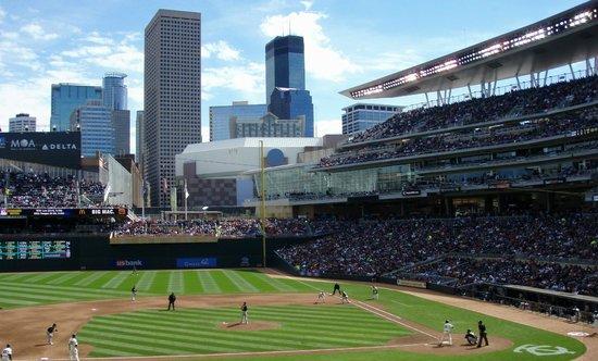 Target Field (Home of Minnesota Twins), Minneapolis Minnesota