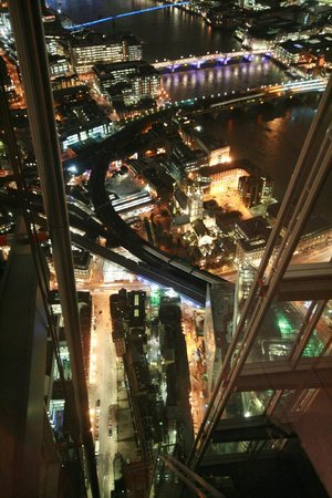 Book a visit to the shard