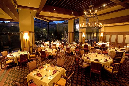 Lodge at Ventana Canyon: Catalina Dining Room